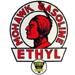 mohawk ethyl gasoline Gas Pump Decal