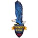 Richfield Tall Eagle Hi Octane Gasoline Decal Arco bird