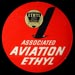 Associated Aviation Ethyl Gas Pump Globe