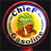 Chief Anti Knock Gasoline Globe Indian